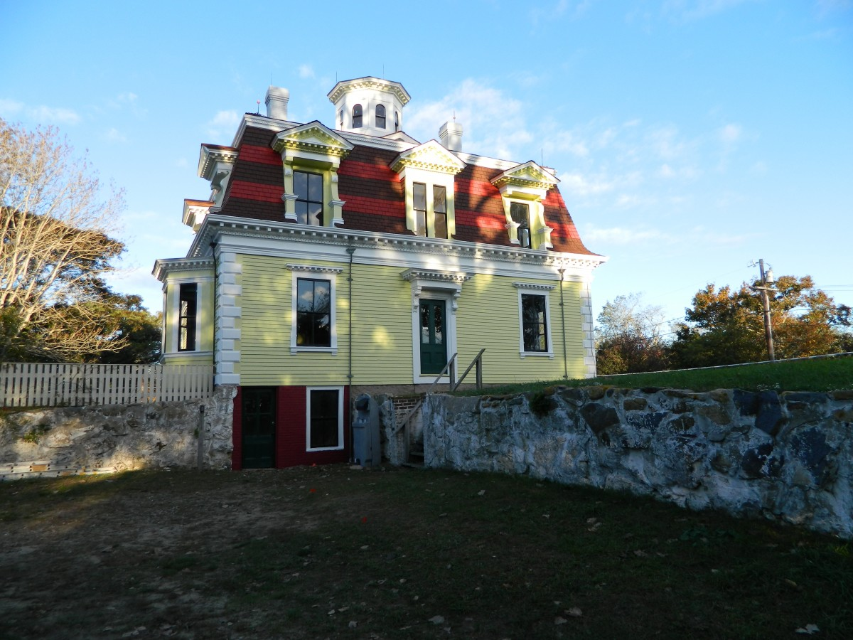 1. Penniman house after 1
